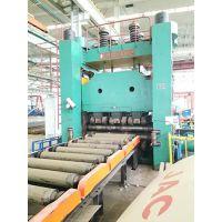 出售:山西长治锻压机床厂COW43S-30×2000九辊板材校平机