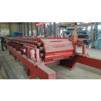 江苏联源GBL1250×6000板式给料机技术参数和安装方案