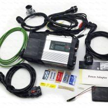 奔驰专检C5诊断仪 含DAS DTS检测仪凯软件送EPC WIS