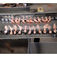 供应豪联牌(鸡脚切割机)(酱鸡爪切割机)