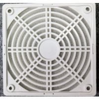 林飞翔销售12厘米三合一防尘网 120*120MM 电柜风扇塑料过滤罩现货