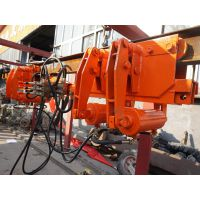 TDY100/14型矿用电缆单轨吊电缆托运车北华制造