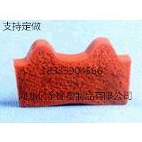 硅胶海绵密封条(发泡)密封条