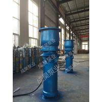 潜水混流泵中吸式500QSZ-3-30无阻塞球墨铸铁材质