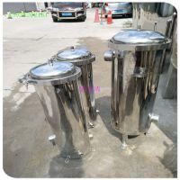 广东304不锈钢冷却水大型工业化工污水处理柴油精密布袋式过滤器清又清制造