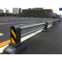 成都路百全第三代机非隔离栏 道路锌钢护栏 公路护栏