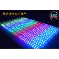 LED护栏管 LED数码管 七彩护栏管数码管 户外亮化灯管