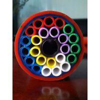 青岛科杰塑机微管集束管设备