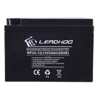 太阳能航空障碍灯的电池可以用多久 12V24AH胶体蓄电池 许