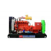沼气发电机工作原理及发电方式