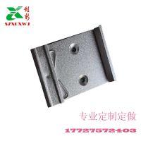 厂家直销 DIN导轨卡扣 DIN导轨扣具 机盒导轨