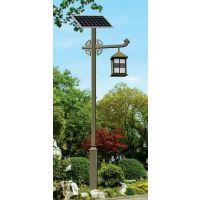 供应 品质LED 太阳能 庭院照明 灯柱 灯杆