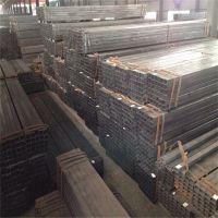 大量供应热镀锌方管 小口径薄壁方管 20*20*0.9方管