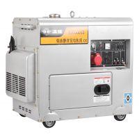 上海汉萨动力——三相静音箱式柴油发电机