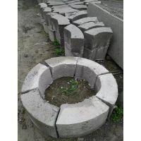 供应重庆圆形弧形混泥土井砖 混凝土圆形井砖