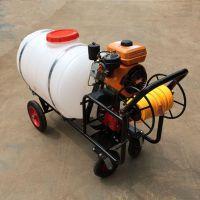 科博Z耐用的手推式拉管打药机 农田杀虫柴油8马力自走式喷药机使用方法