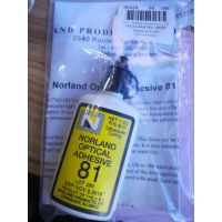 美国Norland紫外固化光学胶NOA81 UV固化粘接剂 UV胶