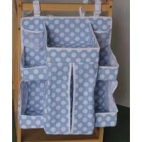 婴儿床头挂袋尿布袋婴儿杂物袋