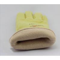 厂家直销 Castong/卡斯顿ABY-5T-34(半指加强) 500度耐高温手套 隔热手套