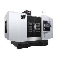 供应深圳台群CNC硬轨齿轮头加工中心 小型加工中心