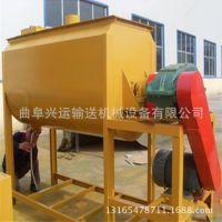 硅藻泥搅拌机价格 营养土混合机自动上料设备