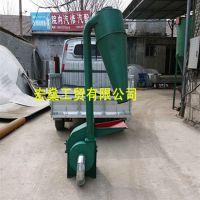 40锤片式玉米秸秆粉碎机大量供应 棉花秸秆粉碎机