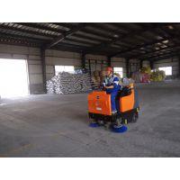 工厂车间扫尘土用路驰洁Q4驾驶式扫地车