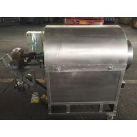 小型烧煤柴滚筒炒货机 炒花生炒瓜果机 卧式炒货机