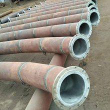 耐磨陶瓷管的新型复合管产品耐高压全国畅销厂家