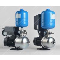 JWS-BL卧式全自动变频增压水泵 自来水管道水压自动加压泵 恒压变频设备