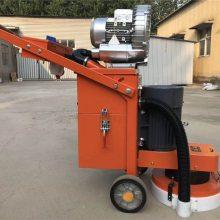 天德立380小型地坪打磨机 自动找平水泥地面打磨机
