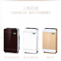 空气净化器使用方法及维护