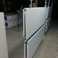 加油站顶棚铝天花高边长条铝扣板选购要点