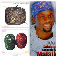 2019非洲精品刺绣羊毛帽/尼日利亚Nigeria/马里Mali/精品刺绣羊毛帽