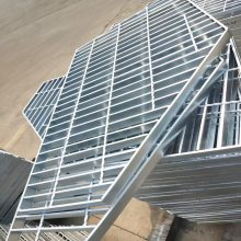 烟台船舶脚踏板厂家 热镀锌盖沟板 钢格板网