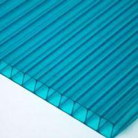莆田12mm蜂窝阳光板每平米价格 耐力板雨棚造价 铝合金压条典晨品牌低价促销