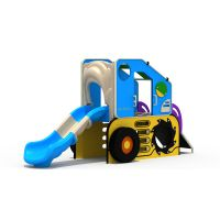 以伦游乐专业厂家加工定制户外儿童PE板工程塑料游乐设施YL18-17801,幼儿园室内家具,幼儿床等