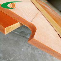 红色电木板加工 酚醛树脂层压板雕刻定制 胶木板分切各种尺寸