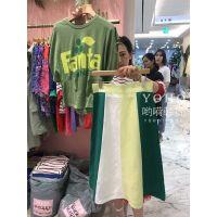 便宜韩版清货便宜服装清货几元服装批发1-5元便宜地摊货女士T恤