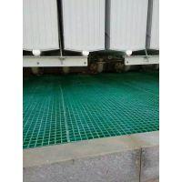 环氧玻璃钢格栅板@高危机器平台绝缘方格隔板厂家