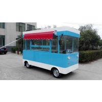 河南电动餐车哪家好价格低 新华利达电动小吃车