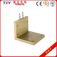 通亚铸铜铸铝 电加热板 铸铝加热板 铸铝发热板 非标铸铝电热板