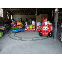 特价新款火车游乐设备 儿童电动玩具轨道小火车 公园庙会游乐场小火车