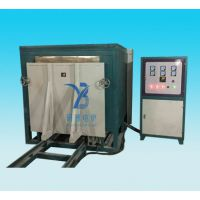 台车式电阻炉 大型高温台车炉 台车式热处理炉-研博炉业