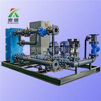生活热水换热机组板式换热器厂家直销