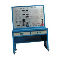 汽车教学设备_纯电动汽车驱动系统原理示教板 恒信教学设备