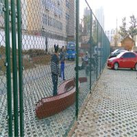 笼式足球场地围网、浸塑球场护栏网、体育场铁丝网隔离网