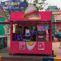 安庆市岗亭厂家销售移动售货亭售卖亭价格
