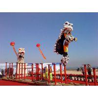广州舞龙舞狮表演、梅花桩舞狮队、舞狮子表演、开业庆典舞狮队