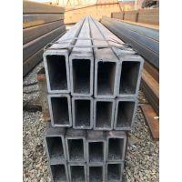 湖北Q235B方管生产现货厂家 200*200*6黑方友发牌钢结构立柱专用